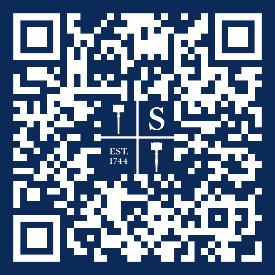Il codice QR per il filtro Instagram da scannerizzare con la fotocamera del telefono