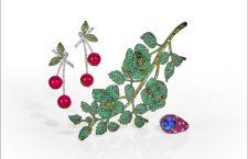 Tre dei gioielli di Michele della Valle messi all'asta