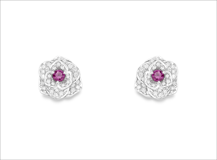 High jewelry by Piaget for Mother's Day