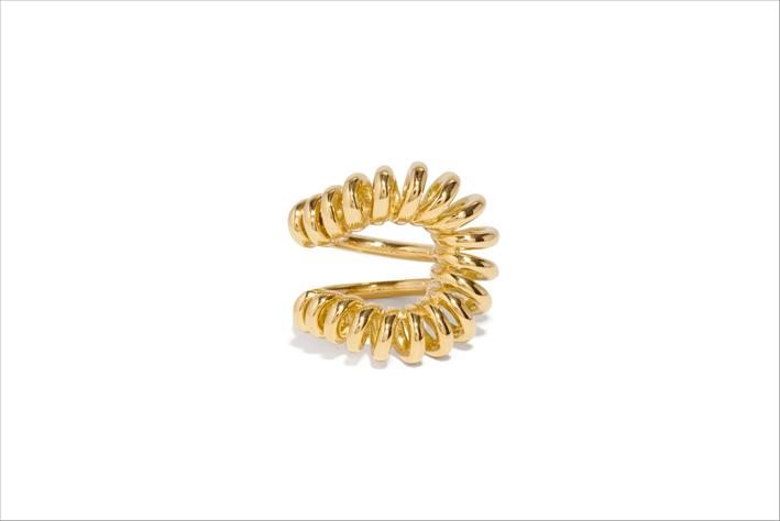 Anello Maia in oro 18 carati