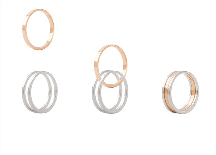 La composizione degli anelli in versione We