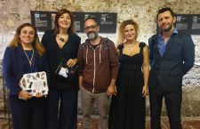 Da sinistra, Bianca Cappello, Monica Cecchini, Glauco Cambi, Eugenia Gadaleta, Emanuele Leonardi