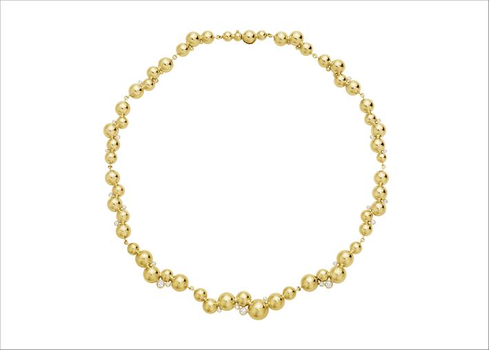Collana in oro 18 carati