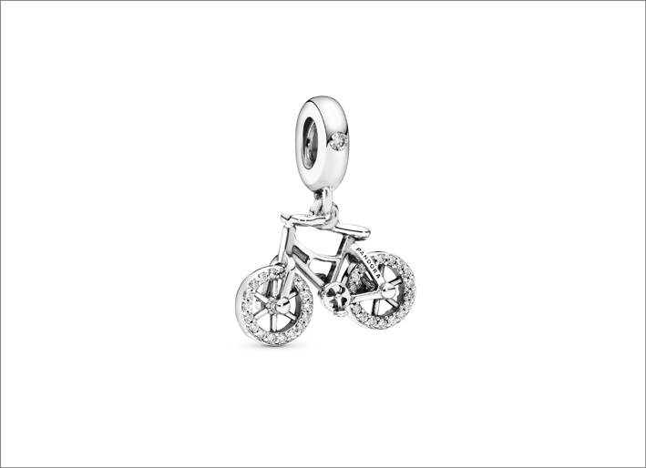 Charm bicicletta