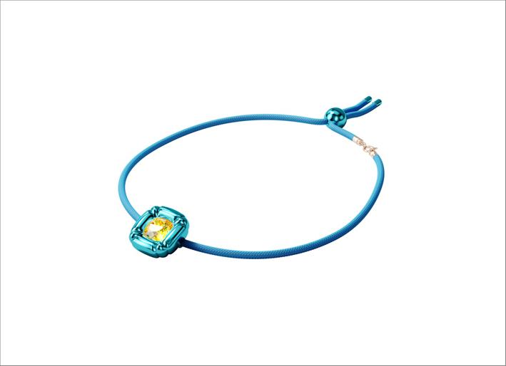 Collana Dulcis blu