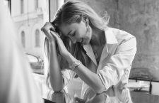 Beatrice Borromeo indossa la collezione Rombi & Ramage di Buccellati